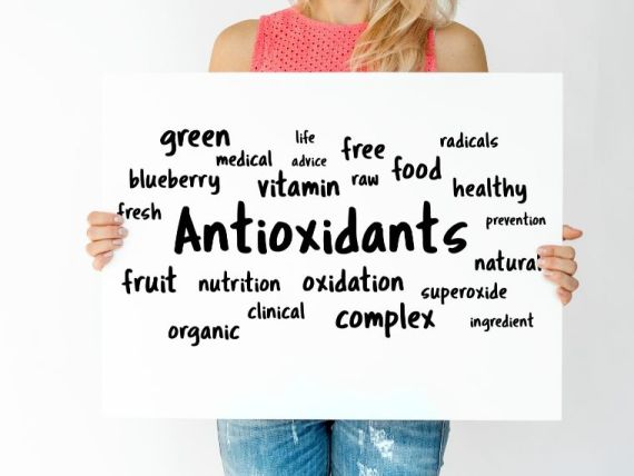 antioxidants skin