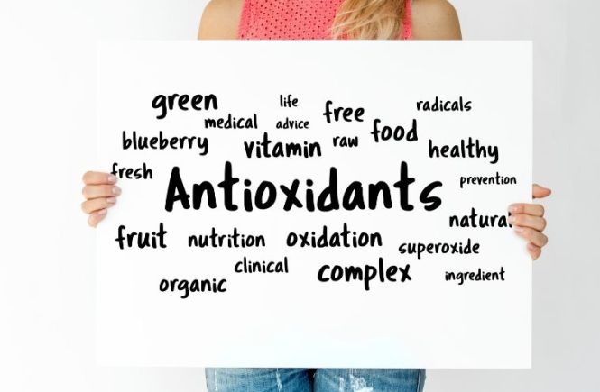 antioxidants skin