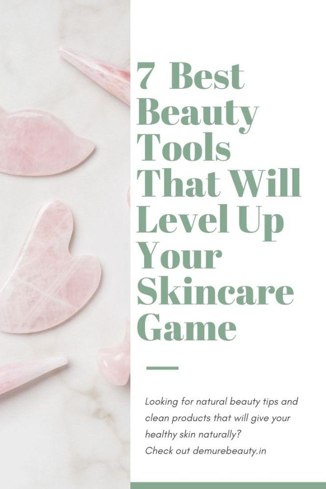 best beauty tools india