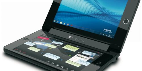Libretto W100: iPad rival? 2