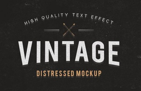 Vintage-and-Grunge-Text-Effects