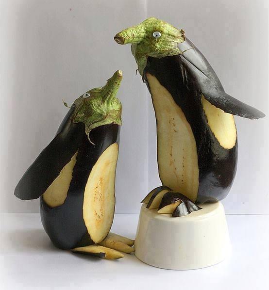 eggplant-penguin