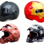 [Gallery] Custom Design Motorcycle Helmets 1