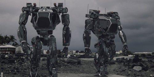 Meet METHOD 2 - Giant Mech Suit By Hankook Mirae Tech 3