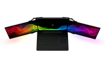 aab287cccef39a457800d62236a92a21 projvalerie gallery 1500x1000 3 - Razer Project Valerie - Triple Display Laptop