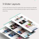 3 slider layouts - Feminine WordPress Theme For Fashion, Lifestyle, Travel and Beauty Bloggers