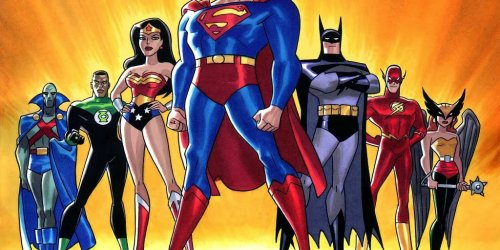 Why Most Superheroes Wear Their Underwear On The Outside [link] 11