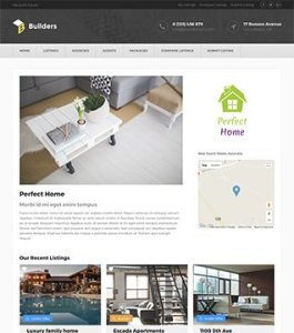 Build real estate listings business website with WordPress plugin 9