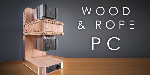 Rope and Wood PC 6