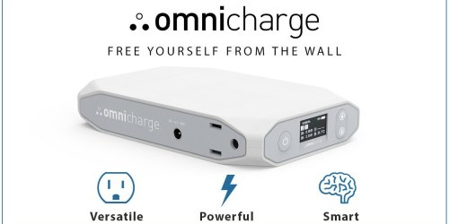 Omnicharge - Smart & Compact Portable Power Bank | Indiegogo 2