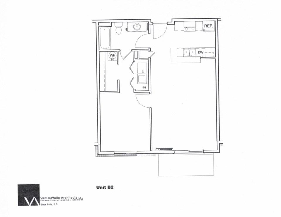 The Innovation Floor Plans