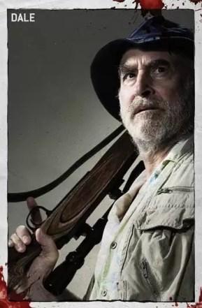Dale (Jeffrey DeMunn) - Walking Dead