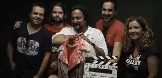Godfather of Gore Tom Savini doet mee met Redd Inc.