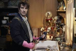 Ook vampiers doen niet graag de afwas