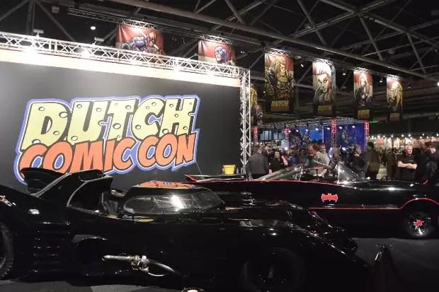 Dutch Comic Con 2015