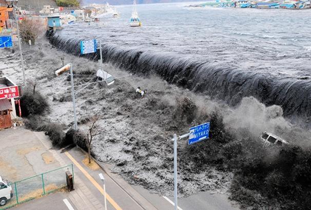 Tsunami2011 Japan Earth Hour Malaysia 2012