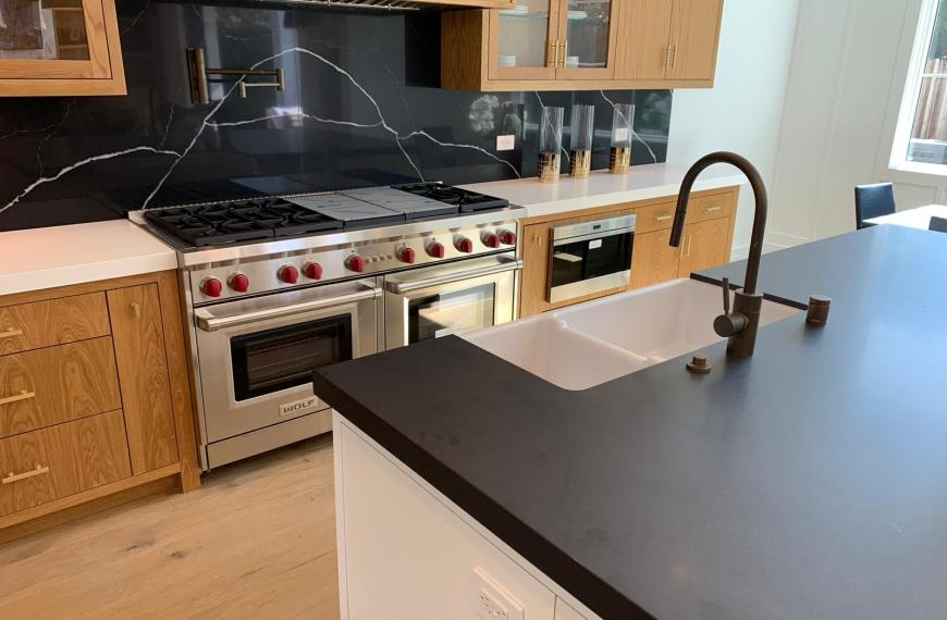 Project – Kitchen Remodeling