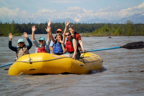 River Guides Seasonal Jobs in Alaska