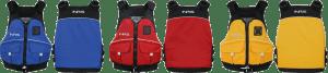 NRS Vista Life Vest for Kayak and Canoe rentals