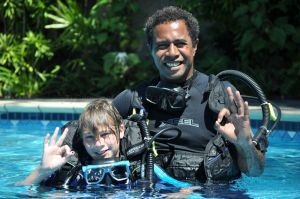 Dive with Adrenalin