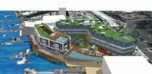 New Port Denarau Marina Commercial Centre