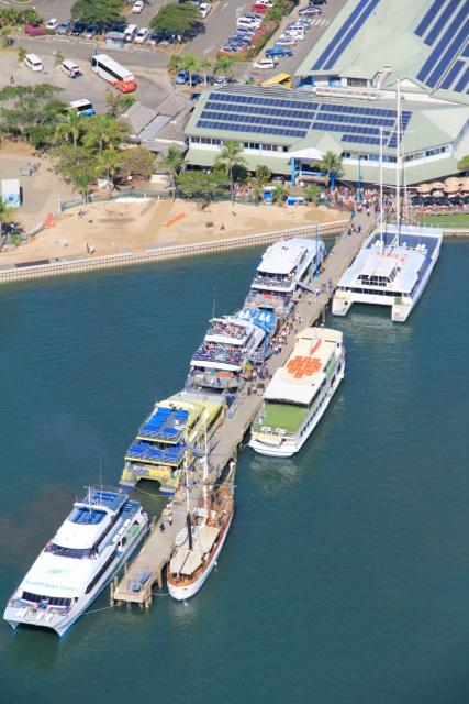 Port Denarau Marina Heli Shots October 2015 - 20 of 33