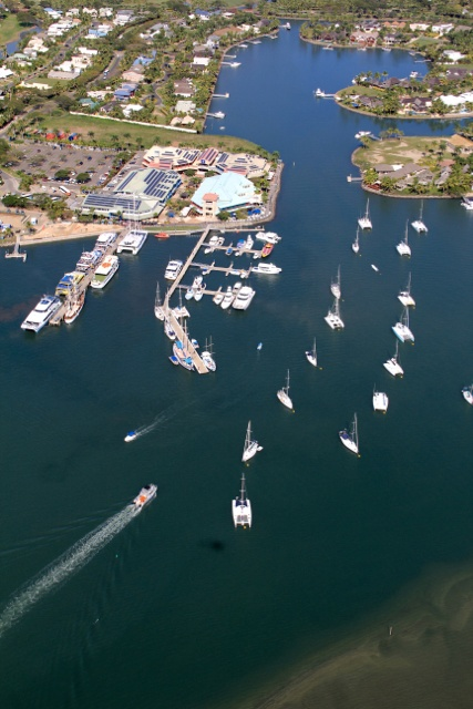 Port Denarau Marina Heli Shots October 2015 - 23 of 33