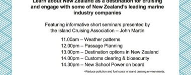 Announcing Dates for the Fiji – NZ Marine Trade Day in Denarau