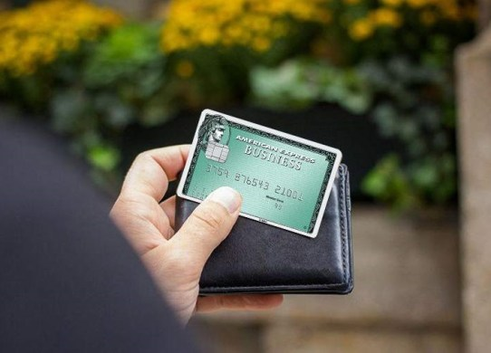 Guarda come ordinare la tua American Express Green