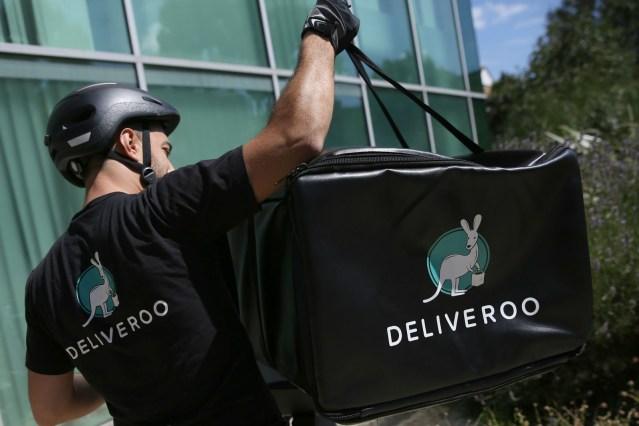 Nuove opportunità di lavoro! Lavora in Deliveroo