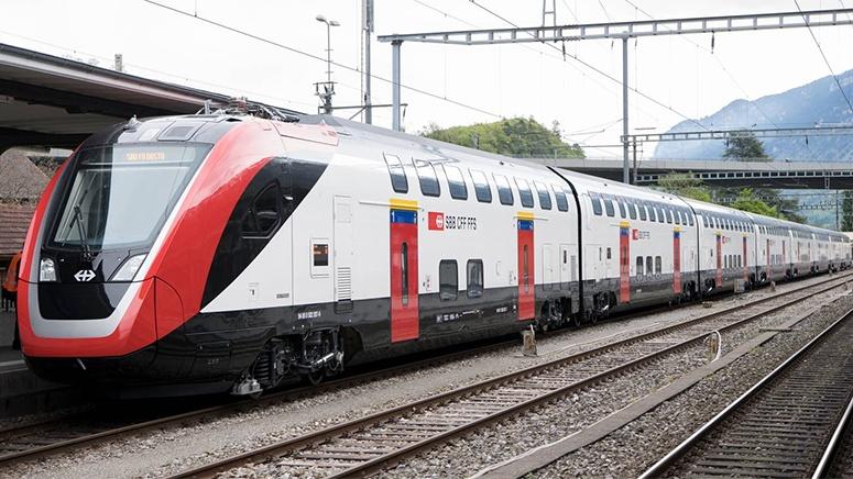 lavoro presso Ferrovie Svizzere