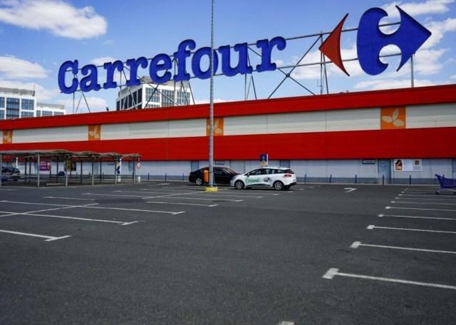 Lavora in Carrefour: Guarda come candidarti per un lavoro