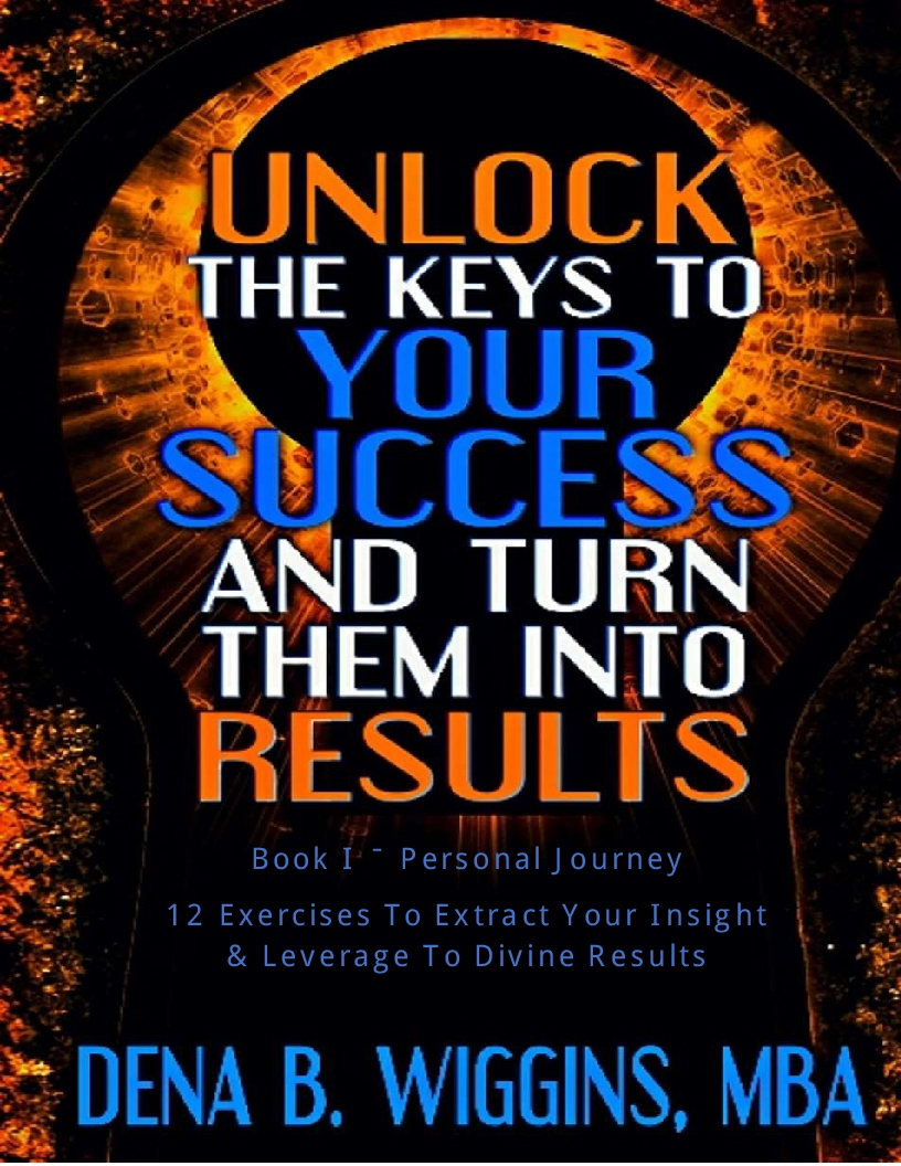 Unlock the Keys to Your Success personal Kindle Cover