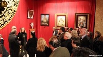 Exposición de los Servitas en el Mercantil. Enero 2017 | Alejandro García