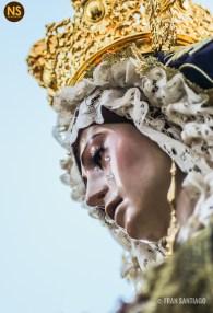 Virgen de la Estrella. Traslado a Santa Ana 2017 | Francisco Santiago