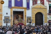 Oración en el Huerto de Monte-Sión. Viacrucis de Sevilla 2017 | Álvaro Aguilar