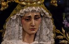 Virgen del Carmen Doloroso. Besamanos 2017   Baltasar Núñez