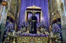 Jesús de la Redención. Besapiés 2017   Javier Fortúnez