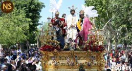 Jesús de la Paz, El Carmen. Miércoles Santo 2017 | Tomás Quifes
