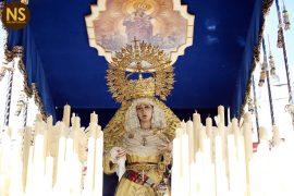 Virgen del Carmen, El Carmen. Miércoles Santo 2017 | Tomás Quifes