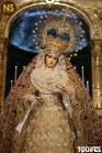Virgen del Patrocinio del Cachorro. Besamanos 2017   Tomás Quifes