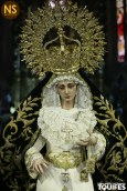 Virgen del Carmen Doloroso. Besamanos 2017   Tomás Quifes