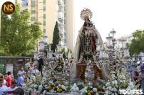 Carmen de San Pablo. Procesión 2017 | Tomás Quifes