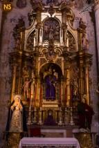 Pasión en el altar de las Ánimas | José Carlos B. Casquet