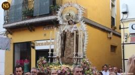 Carmen de Santa Ana. Rosario matinal 2017 | Alejandro García