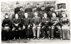 Ruthin prison warders and medical staff c.1916, PPD/90/250
