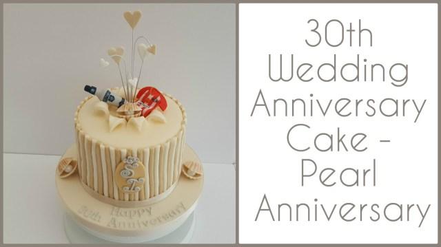 30Th Wedding Anniversary Decorations 30th Wedding Anniversary Cake Ideas 30th Wedding Anniversary Cake