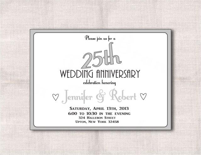 50Th Wedding Anniversary Invitation Wording Wedding Anniversary Invitations In Spanish 50th Wedding Anniversary