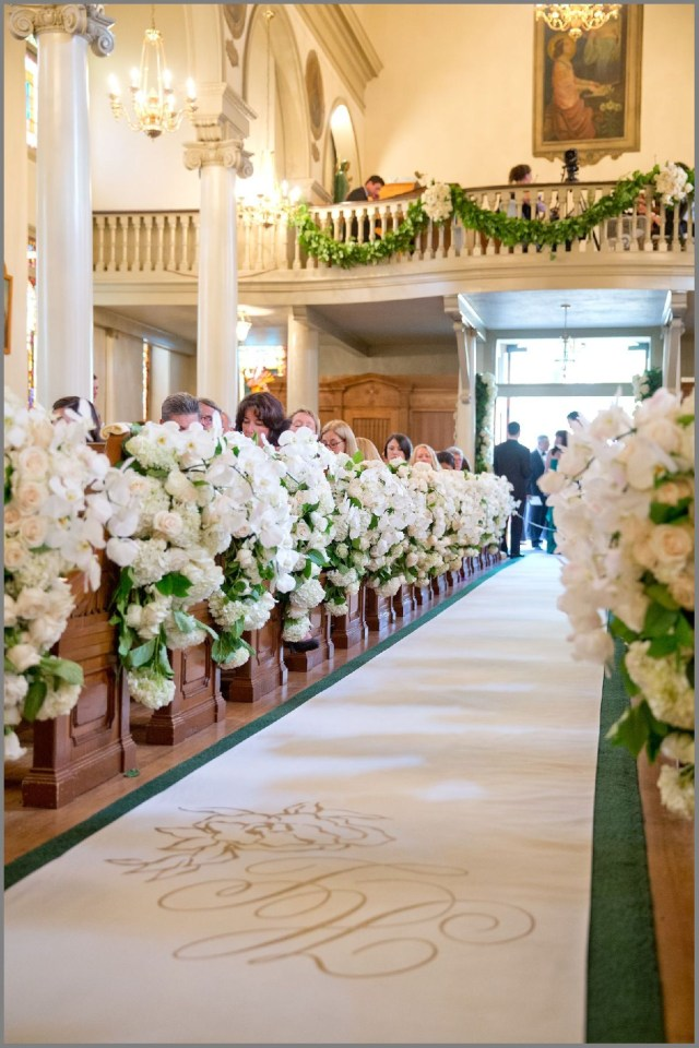 Aisle Decorations For Wedding Modern Unique Color Palette Emerald Green Wedding Ideas Wedding
