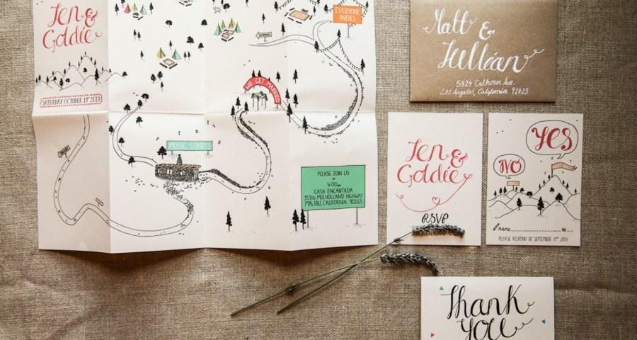 Amazing Wedding Invitations An Amazing Wedding Invitation Idea For The Unconventional Bride